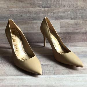 Sam Edelman Hazel Leather Heels